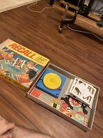 RARE 1968 Vintage RECALL Milton Bradley Vintage Board Game Complete