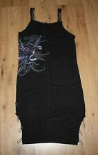 Gothic Spiral Direct Camisole Chain Bodycon Dress – Purple Dragon - Size L
