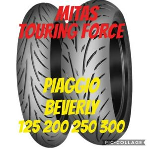 PNEUMATICI MITAS TOURING FORCE PIAGGIO BEVERLY 125 200 250 300 1107016 1407016 P