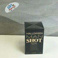 Halloween Man Shot Eau De Toilette Spray for Men 4.2 oz New in Box