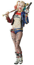 Figurine MAF EX Harley Quinn MAFEX - Suicide Squad - Medicom