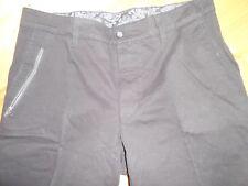 HEINE Herren Jeans black schwarz Gr. 50 NEU Sport GOLF Freizeit klassisch HAMMER
