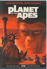 Planet Of The Apes (Dvd, 2000) Includes Insert