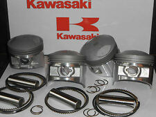 KAWASAKI KZ1000 CSR 998cc PISTON KIT (4) NEW +0.50mm  KZ1000P Z1000 KZ1000 K
