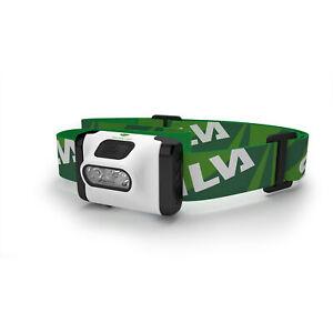 Silva Active X Super Bright Lightweight Runners Headlamp, Green/White - One Size