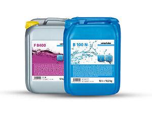 Winterhalter Reiniger-Set: F 8400 Universalreiniger, 12 kg + B 100 N, 10 L