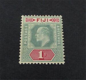 nystamps British Fiji Stamp # 117 Mint OG H £32   L30x2750