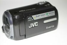 JVC GZ- MS230 EVERIO S MEMORY CAMERA  ONE TOUCH YOUTUBE -  Black