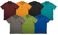 Oakley Mens Backdoor Golf Polo Shirt Blue/Red/Black/Green/Orange New