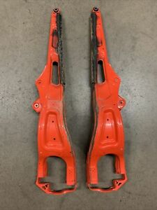 """CAN AM MAVERICK X3 XDS 64"""" TURBO LEFT RIGHT SIDE LH RH TRAILING ARMS 17 18 19 20"""
