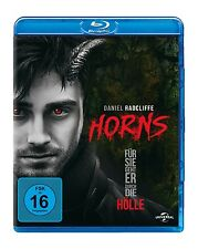 HORNS  BLU-RAY NEU