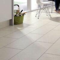Premium Waterproof Laminate Flooring Tile Effect Packs AC5 - 20 Years Warranty