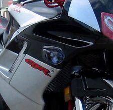 Schwarze Front Blinker Honda CBR 600 CBR600 PC25 F2 F3 smoked signals