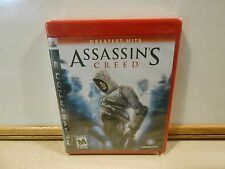 Assassin's Creed Greatest Hits (Sony PlayStation 3 2007) PS3 New/Sealed Original