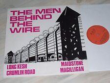 The Men behind the wire-long l'lvrogne; Declan Hunt/r & O rec., No.: rol 3001!