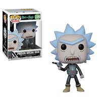 Funko Pop! Animation: Rick and Morty - Prison Escape Rick 339 Figure 28450