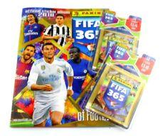 Panini FIFA 365 Sammelalbum + 2 x Blister 2018 NEU & OVP