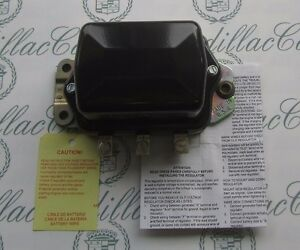 1940-1952 Cadillac & LaSalle Voltage Regulator. Made in USA