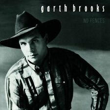 GARTH BROOKS NO FENCES REMASTERED CD NEW