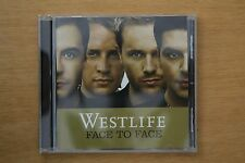 Westlife  – Face To Face  (C167)