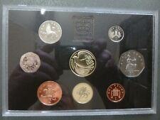 1995 Reino Unido Royal Mint 8-Moneda Prueba Año Set-Paloma de la paz la segunda guerra mundial £ 2