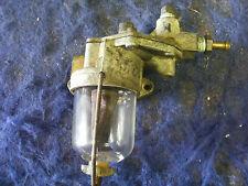 Fuel Filter Outboard Inboard Marine Boat Motor Engine Glass Bowl