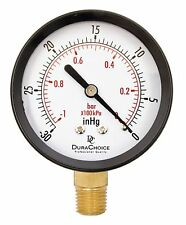 Milking Machine Vacuum Gauge