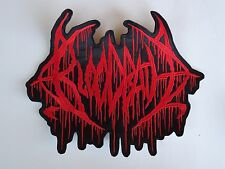 BLOODBATH EMBROIDERED BACK PATCH