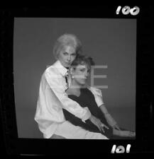 Janet Leigh Jamie Lee Curtis Movie Actress Harry Langdon Negative w/rights 92F