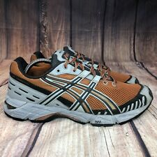 Asics Gel Trabuco 10 Trail Running Shoes Men Size 10 Athletic Shoes TN7B0