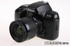 NIKON F70 mit  AF 28-80mm f/3,5-5,6 D - SNr: 2653505