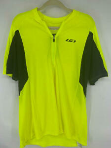 Louis Garneau Connection Jersey - Men's Bright Yellow, L