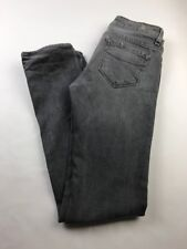 Paige Premium Denim Size 26 Blue Heights Skinny Jeans, Grey St3