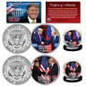 DONALD TRUMP Historic Meetings of 2018 JFK Kennedy 2-Coin Set   * MUST SEE *