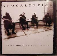 CD Apocalyptica / Plays Metallica – Rock Album 1996