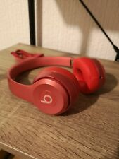 Beats By Dr Dre Solo 2 Wired Mettalic Pink Limited Edition Headphones
