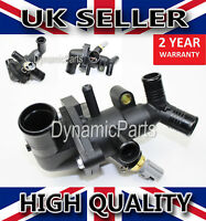 FORD TRANSIT MK7 MK8 2.2 RWD THERMOSTAT HOUSING + SWITCH 1731782