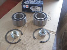 HONDA CONCERTO (HW) 1.5 92-95 FRONT WHEEL BEARING KIT x2