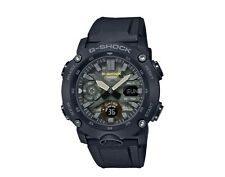 Casio G-Shock GA2000SU-1A Analog-Digital Carbon-Resin Case Camo Watch