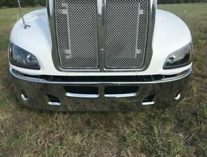 "14"" Kenworth T660 Chrome Bumper # P1745"