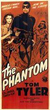 THE PHANTOM (DVD) COMPLETE ORIGINAL 1943 SERIAL, 2 DISKS