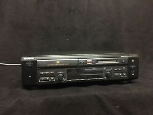 SONY MXD D3 MDS Mini Disc Recorder CD Player MD Player *Top*