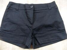 ORSAY schöne Shorts schwarz Gr. 34 TOP RJ917
