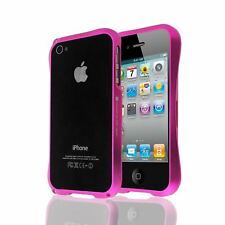 HIGH QUALITY METALLIC ALUMINIUM BUMPER CASE METAL COVER FOR APPLE IPHONE 4 / 4S