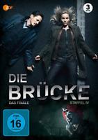 DIE BRUCKE-STAFFEL 4 - (GERMAN IMPORT) (UK IMPORT) DVD [REGION 2] NEW