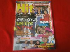 Vintage Teen Pop Rock Magazine 1999 N' Sync with Posters G5