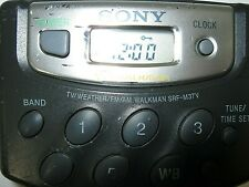 Sony Walkman Radio SRF-M37V TV/WB/FM Portable Device