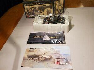 Gorgi (UK) 1;50 Scale Unsung Heroes VN # US50301 M48A3 Diecast Tank Unused #6