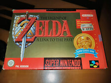 ## SNES / Super Nintendo - Legend of Zelda: Link to the Past - Original / TOP ##