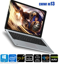 "CHUWI Hi13 4GB+64GB Tableta PC 2in1 13.5"" 3000*2000 Intel Apollo lake +Teclado"